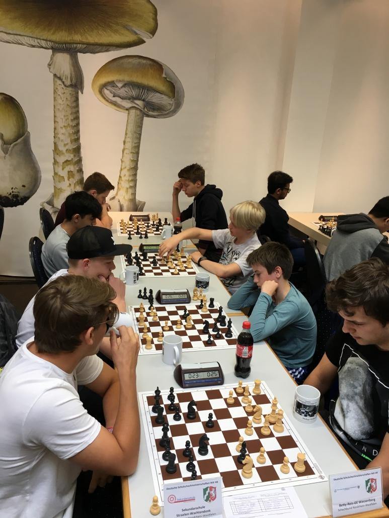 Deutsche Schachmeisterschaft