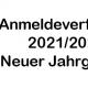 Anmeldeverfahren 2021/2022