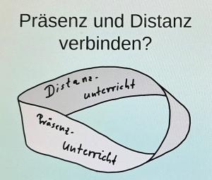 Präsenz und Distanz verbinden? (Wanda Klee)