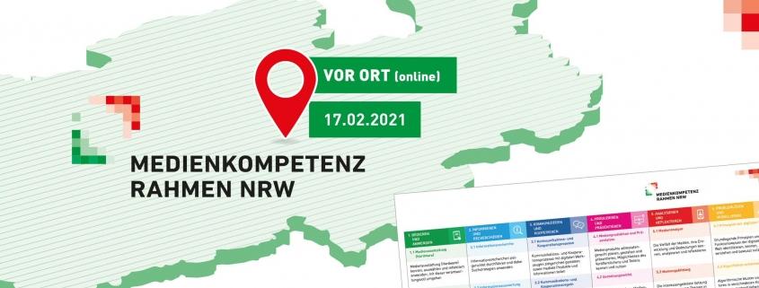 Medienkompetenzrahmen NRW vor Ort (online)