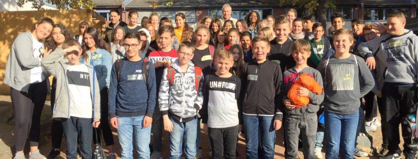 Niederlande-Austausch