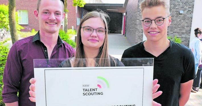 Talentscout 2019 (Foto: Daniel Gerhards)