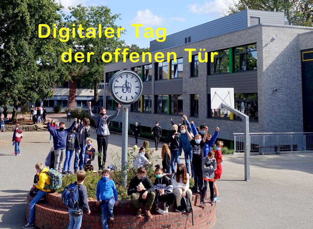 Digitaler Tag der offenen Tür