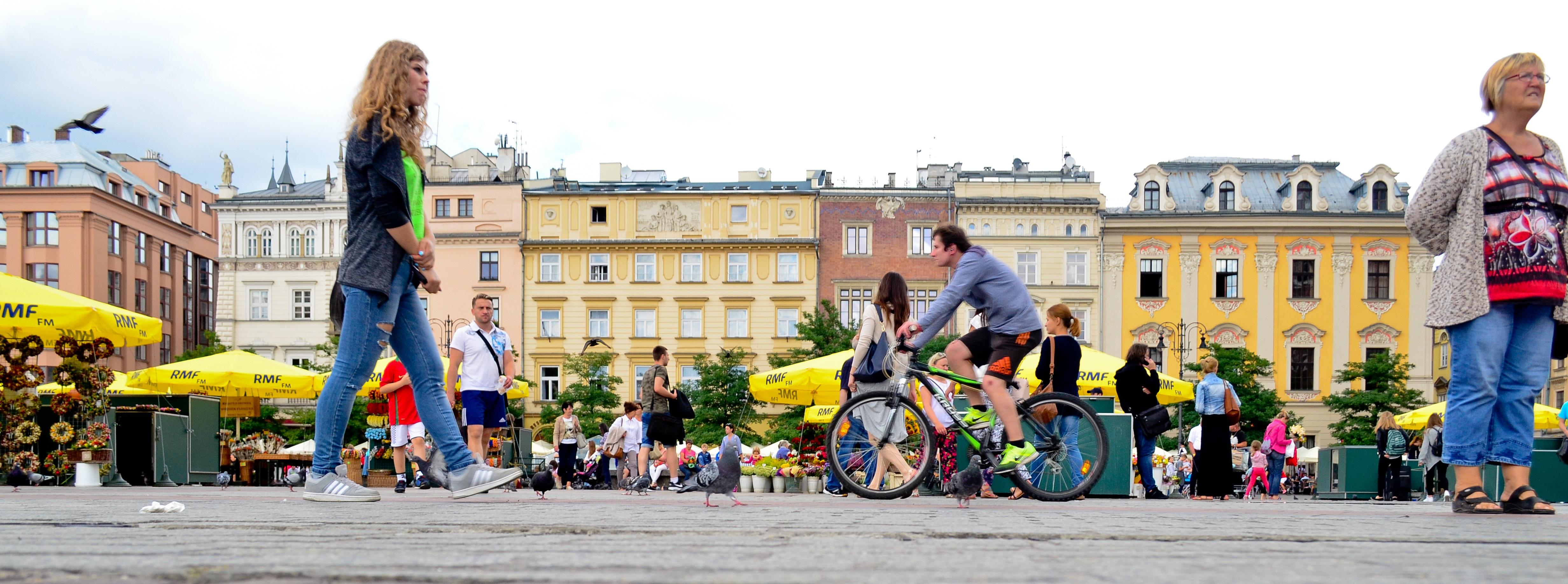 Krakow, Bild von Mickey Estes auf Pixabay