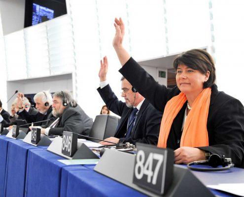 Sabine Verheyen (CDU) // © European Union 2014