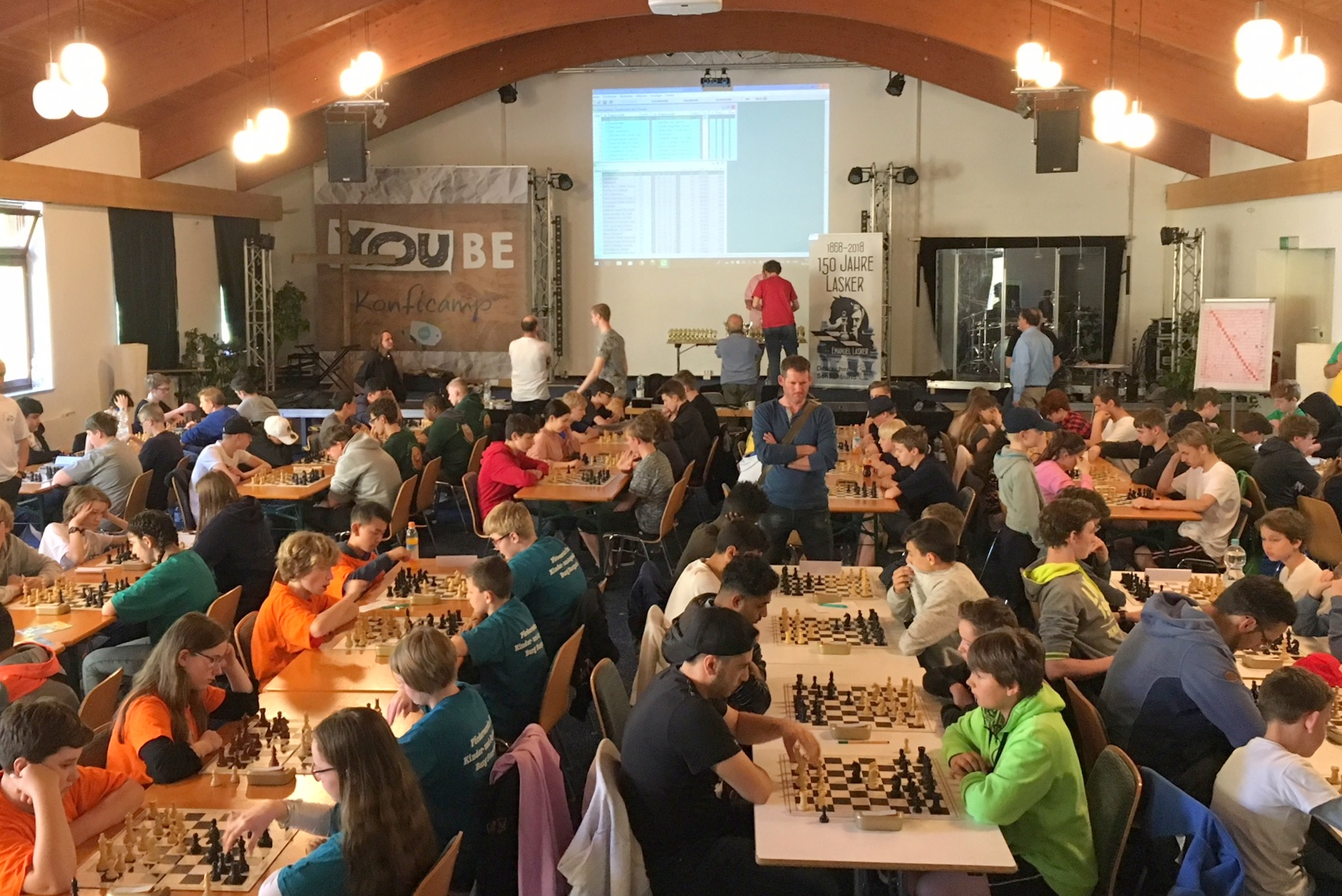 Schachmeisterschaft 2018